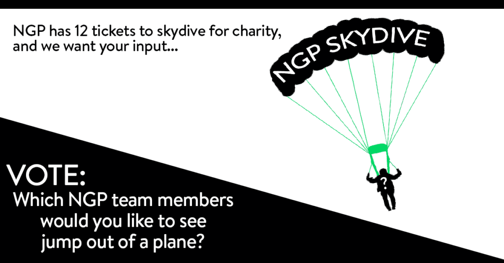 NGP Skydive intro FB